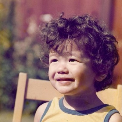 Daniel Zaide, 3 Years Old